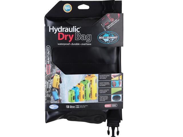 Sea to Summit Hydraulic Dry Bag 13l black